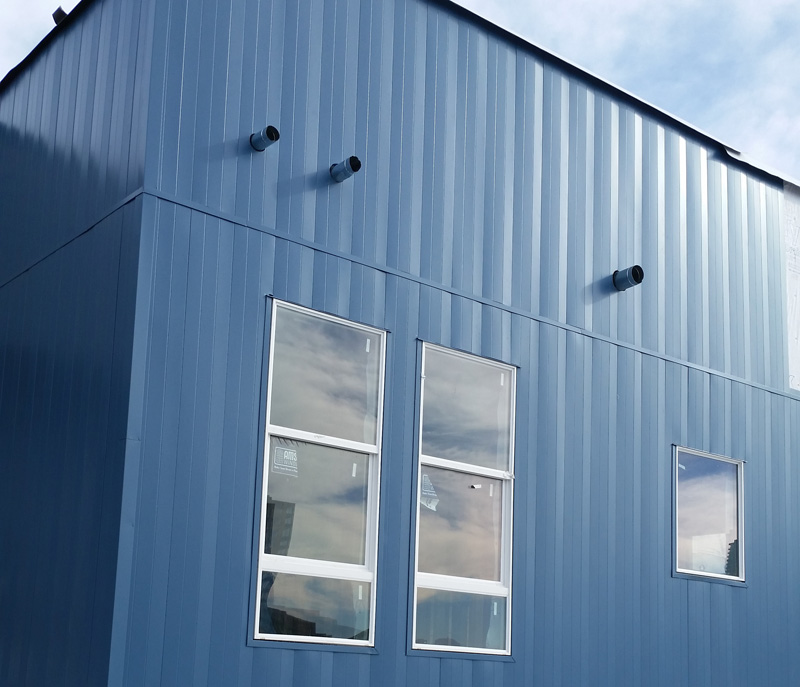 Architectural Metals - Custom Metal Roof and Metal Wall Panels